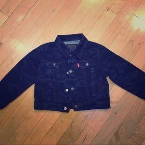 Levis kids jean jacket